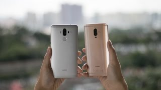 Download Huawei Mate 9 and Mate 9 Pro : Differences and Similarities Video