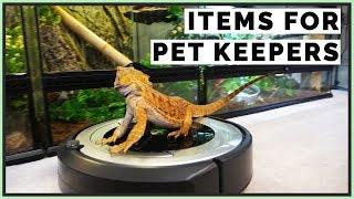 Download Fun and Useful Products for Reptile Keepers! Video