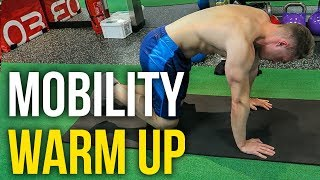 Download FULL Mobility WarmUp (BODYBUILDING & STRENGTH) Video