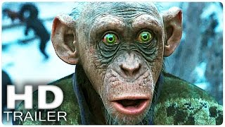 Download WAR FOR THE PLANET OF THE APES Final Trailer (Extended) 2017 Video