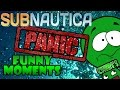 Download Subnautica Funny Moments Ep.1 OCEAN IS SCARY! SO IT BEGINS! Video