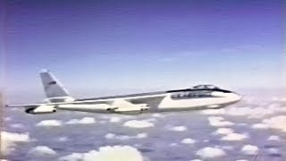 Download Stratojet: Meet Your Boeing B-47 - Restored Color - 1954 Video