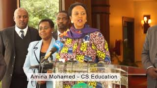 Download PAN AFRICA EDUCATION CONFERENCE TO KICK OFF IN NAIROBI Video