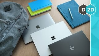 Download MacBook vs Surface Pro - The Best Laptop for Students 2017! Video
