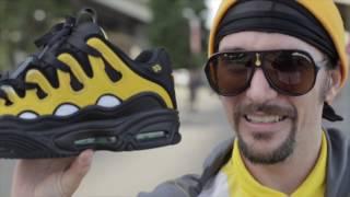 Download 100 Kickflips in the Osiris D3 Shoes Video