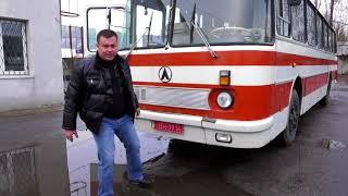 Download Автобус ЛАЗ 699 Турист с минимальным пробегом. Люкс по советски. Video