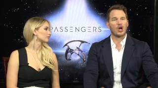 Download Entrevista con Jennifer Lawrence y Chris Pratt Video