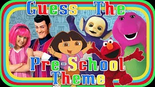 Download GUESS THE PRE-SCHOOL THEME SONG!!! Video