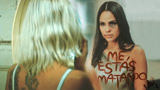 Download Natti Natasha - Me Estás Matando 💔 [Video Oficial] Video