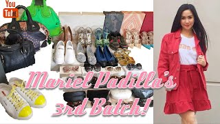 Download Letting go of Mariel Padilla's Luxury Bags & Shoes 3rd Batch! Video