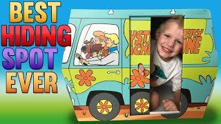 Download Best Hiding Spot Ever! Scooby Doo Playtime with Michael Video