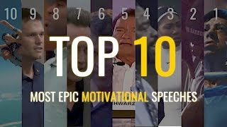 Download Top 10 - Most Epic Motivational Speeches Video
