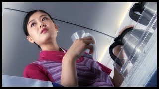 Download Are Chinese Flight Attendants the Hottest? - Air Travel in China Video