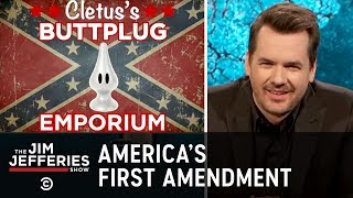 Download Well, I Don't Know About That - America's First Amendment - The Jim Jefferies Show - Comedy Central Video