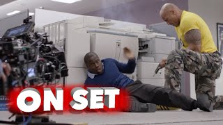 Download Central Intelligence: Exclusive Behind the Scenes Featurette - Dwayne Johnson Video