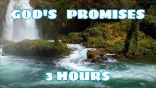 Download GOD'S PROMISES // FAITH //STRENGTH IN JESUS // 3 HOUR LOOP Video