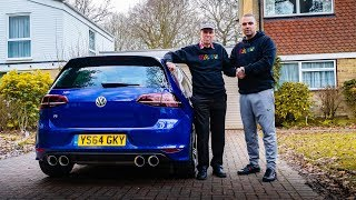 Download I Bought Arthur's 600 BHP GOLF R! Video