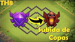 Download Epica Th8 Subida De Copas Anti 2 Estrellas ★✯✯ | Diseño de Aldea | Ayuntamiento.8 | Screin Video