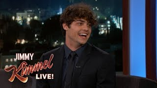 Download Noah Centineo on Being Followed by Fans Video