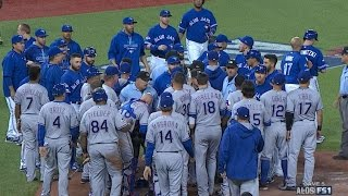 Download TEX@TOR Gm5: Blue Jays take lead in a wild 7th inning Video