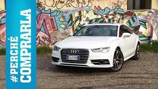 Download Audi A7 Sportback 2014 | Perchè comprarla... e perchè no Video