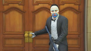 Download EXTREME BANK HEIST FINALE (GTA 5 Heists Funny Moments) #11 Video