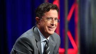 Download FCC won't discipline Colbert for his Trump joke Video