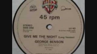 Download George Benson - Give Me The Night Video