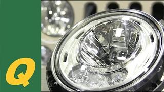 Download 2017 Mopar LED Headlights for Jeep Wrangler JK & JKU Install Video