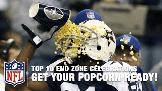 Download #2 Terrell Owens: Get Your Popcorn Ready! | Top 10 End Zone Celebrations | NFL Video