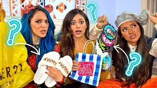 Download Friends Guess Who Bought What! Shopping Challenge!! Niki and Gabi Video