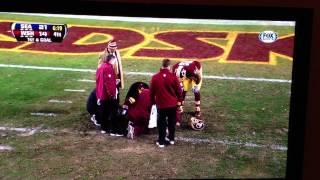 Download Rg3 broken knee rgIII breaks his leg Video