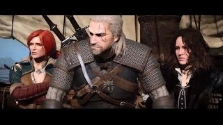Download The Witcher 3 - All Trailers Video