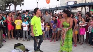 Download Comico Fonny Malecon 2000 Guayaquil-Ecuador Video