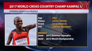 Download Stephen Kiprotich looks forward to world cross country championships Video