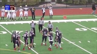 Download (11/24/16) R.H.S. Football vs. Winthrop Video