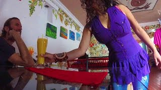 Download The Coolest Cafe in Cusco, Peru (Laggart Cafe) Video