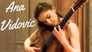 Download Ana Vidovic plays Asturias by Isaac Albéniz Video