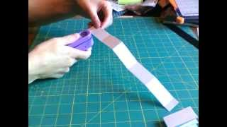 Download TUTORIAL - How to Make a Strip of Tickets Without a Die Video
