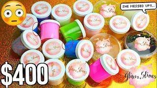 Download $400 GLITTER SLIMES SLIME PACKAGE REVIEW! IS IT REALLY WORTH $400 ! CRAZY!! Video