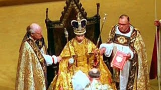 Download 1953. Coronation of Queen Elizabeth II: 'The Crowning Ceremony' Video