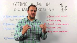 Download How To Get a Job In Digital Marketing | Marker Monday Video