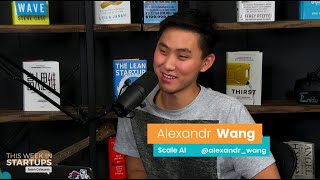Download E1005 ScaleAI CEO Alexandr Wang: future of self-driving, China's ML advantages, next major AI trends Video