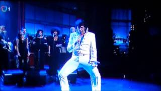 Download Shawn Klush on Letterman - Suspicious Minds Video