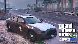 Download LSPDFR #598 TEXAS STATE TROOPER PATROL!! (GTA 5 REAL LIFE POLICE PC MOD) Video