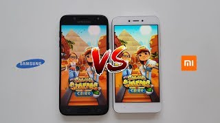 Download Samsung Galaxy J5 2017 vs. Xiaomi Redmi 5A - Speed Test - Which is faster? Video