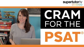 Download How to Cram for the PSAT: Last-minute tips, tricks, and strategies for National Merit Scholars Video