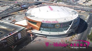 Download Official T-Mobile Arena Construction Time-Lapse Video