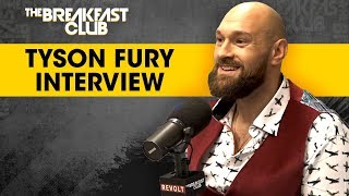 Download Tyson Fury Opens Up About Mental Health, Overcoming Alcoholism & Fighting Deontay Wilder Video