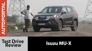 Download Isuzu MU-X Test Drive Review - Autoportal Video